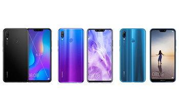 เปรียบเทียบ Huawei Nova 3, Nova 3i, Nova 3e พี่น้องตระกูล Nova ปี 2018 เลือกใครดี