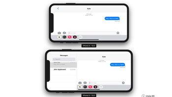 """ลือ """"iPhone X Plus"""" อาจจะได้ใช้ฟีเจอร์ Split Screen ใช้งานได้พร้อมกัน 2 Apps"""