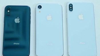 """ลือ! """"iPhone 2018"""" รุ่นใหม่เตรียมเปิดตัว 12 กันยายนพร้อมกัน 3 รุ่น"""