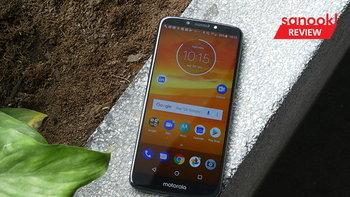 """รีวิว """"Motorola E5 Plus"""" มือถืองบ 5,990 บาท ที่ได้มากกว่าแค่แบตฯอึด"""