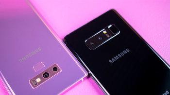 """เปรียบเทียบสเปค """"Samsung Galaxy Note 8"""" VS """"Samsung Galaxy Note 9"""" มีความเปลี่ยนแปลงอะไรบ้าง"""