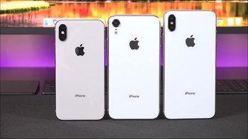 ชมวิดีโอเครื่องดัมมีล่าสุดของ iPhone ใหม่ (2018) ทั้ง 3 รุ่น