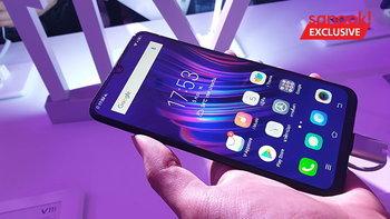 [Hands On] Vivo V11 และ V11i มือถือรุ่นกลางอัจฉริยะด้วยสแกนลายนิ้วมือในหน้าจอและกล้องติด AI