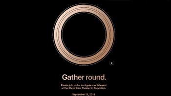 """เผยภาพบัตรเชิญของงานเปิดตัวสินค้าใหม่ของ Apple ในวันที่ 12 กันยายน คาด """"iPhone"""" ใหม่จะมีสีทอง"""
