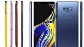 เปิดเผยคะแนน DXO Mark ของ Samsung Galaxy Note 9 ดีขึ้นกว่าเดิม