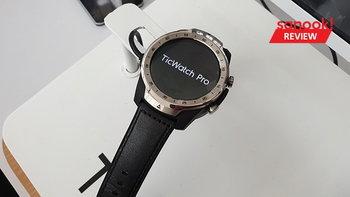 [Hands On] สัมผัสแรกกับ TicWatch Pro นาฬิกาสุด Smart ที่หน้าตาล้ำหน้า ราคาไม่ถึงหมื่น