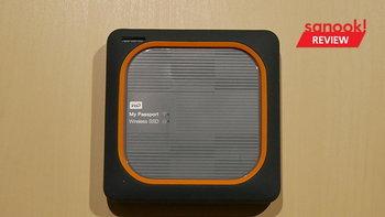 """รีวิว """"WD My Passport Wireless SSD"""" 3 in 1 SSD แบบพกพาที่ได้ทั้งชาร์จ สำรองข้อมูล และถึกสุดๆ"""