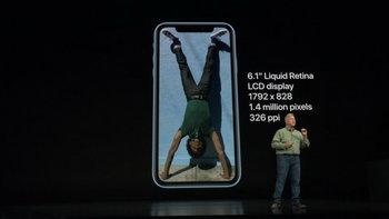 Phil Schiller เปิดใจ ทำไม iPhone รุ่นใหม่ต้องตั้งชื่อว่า XR พร้อมเผยเหตุผลที่ยังยืนหยัดใช้จอ 720p