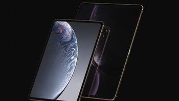 """ชมภาพคอนเซ็ปต์ """"iPad Pro 2018"""" ก่อนเปิดตัว 30 ตุลาคมนี้"""