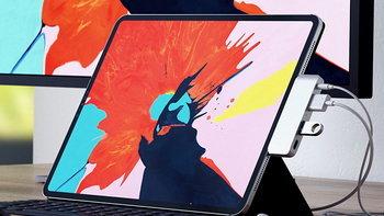 """Satechi iPad Pro USB-C hub"" อุปกรณ์เสริมต่อขยายความสามารถให้กับ ""iPad Pro 2018"""