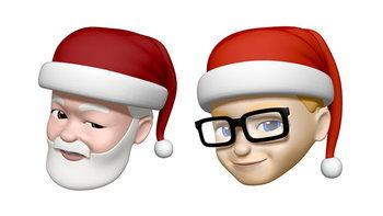 "[How To] สอนทำหมวกซานต้า ผ่าน ""Animoji"" ของ iPhone แบบง่ายๆ ใครๆ ก็ทำได้"
