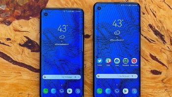 เผยชื่อและขนาดเครื่อง Samsung Galaxy S10 ทั้งสามรุ่น!