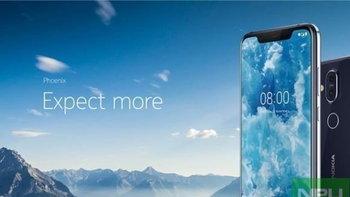 """ชมภาพจริง """"Nokia 8.1"""" พร้อมฟีเจอร์ก่อนเปิดตัวอย่างเป็นทางการเร็วๆ นี้"""