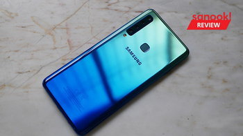 """รีวิว """"Samsung Galaxy A9 (2018)"""" มือถือจอใหญ่ กับกล้องหลัง 4 ตัวครั้งแรกของโลก"""