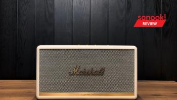 """รีวิว """"Marshall Stanmore II"""" ลำโพงบลูทูธสุดคลาสสิค ฟังจริง ลองจริงกับ 5 แนวดนตรีที่แตกต่าง"""