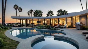 """มาชมบ้านสุดหรูของ """"อีลอน มัสก์"""" ที่ขายด้วยมูลค่าเกือบ 142 ล้านบาท"""