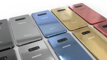 ชม Teaser ของ Samsung Galaxy S10 จะมีระบบ Reverse Charging, กล้องหน้า 4K และ สแกนลายนิ้วมือในหน้าจอ
