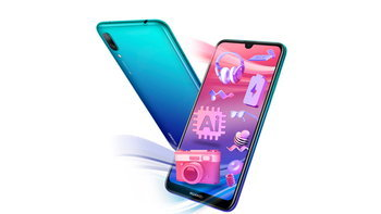 """เปิดราคา """"Huawei Y7 Pro (2019)"""" มือถือรุ่นกลางพร้อมกล้องหน้าหยดน้ำ ราคาเริ่มต้น 4,990 บาท"""