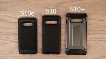 """ชมภาพเคสจริงของ """"Samsung Galaxy S10"""" ก่อนเปิดตัว 20 กุมภาพันธ์ นี้"""
