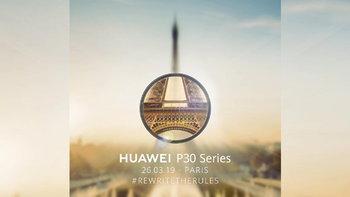 "HUAWEI คอนเฟิร์มแล้วเตรียมพบกับ ""HUAWEI P30"" และ ""HUAWEI P30 Pro"" วันที่ 26 มีนาคมนี้"