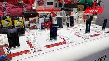 """สำรวจโปรโมชั่นของมือถือ""""Huawei"""" ภายในงาน Thailand Mobile Expo 2019 ต้นปี"""