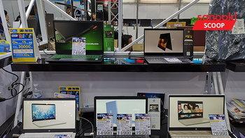 ชม Notebook ดาวเด่น ลดราคาสู้กับมือถือที่น่าใช้ที่สุดในงาน Thailand Mobile Expo 2019