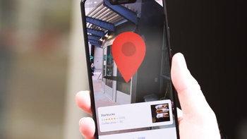 """Google Maps"" เริ่มทดสอบเทคโนโลยี AR ไว้สำหรับการเดินตามหาร้านโปรด"