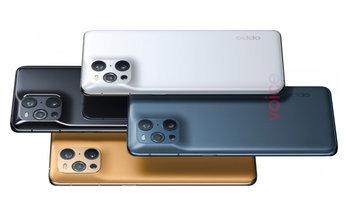 หลุดดีไซน์แรกของ OPPO Find X3 Pro เปลี่ยนแปลงดีไซน์ใหม่พร้อมกับกล้องที่บางลง