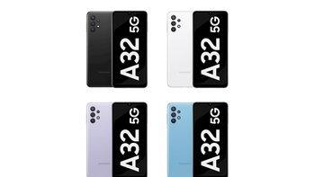 เผยรายละเอียด Samsung Galaxy A32 5G รุ่นประหยัดกับสเปกที่เหนือกว่าเดิม