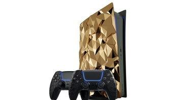 หรูได้อีก Caviar เผยราคา PS5 แบบเคลือบทองคำหนัก 4.5 กิโลกรัม ในราคา 15 ล้านบาท