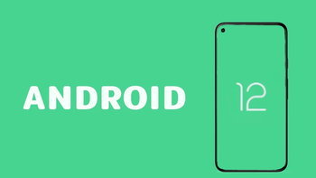 หลุดภาพแถบแจ้งเตือน และหน้าล็อกสกรีนใหม่ของ Android 12