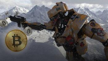 """รวยได้ง่ายๆ จากการหาเหรียญ """"Bitcoin"""" ในเกม"""