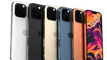 เผยรายละเอียดของ iPhone 13 Pro จะได้ Notch เล็กลง และมีระบบสแกนลายนิ้วมือ Touch ID