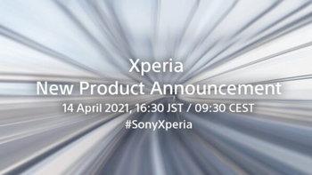 Sony เคาะวันเปิดตัวมือถือ Xperia รุ่นใหม่วันที่ 14 เมษายน นี้