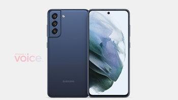 ชมภาพ Render แรกของ Samsung Galaxy S21 FE 5G รุ่นเล็กสุดของตระกูล S21 Series