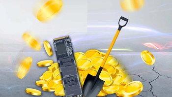 คิดดี ๆ ก่อนขุด! Chia Coin ทำ SSD 512 GB พังภายในไม่ถึง 2 เดือน