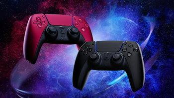Sony เปิดตัว DualSense 2 สีใหม่ Cosmic Red และ Midnight Black วางจำหน่ายเดือนหน้า