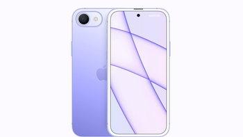 ชมภาพ iPhone SE Concept จะมาพร้อมกับหน้าจอแบบเจาะรูและขอบสีขาวเนียนตา