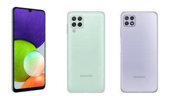 Samsung Galaxy A22 / A22 5G เปิดตัวอย่างเป็นทางการ สเปกดีราคาประหยัด