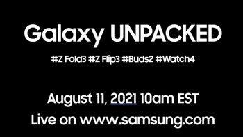 เผยวันเปิดตัว Samsung Galaxy Unpacked ล่าสุด 11 สิงหาคม เปิดตัว 4 Gadget ที่รอคอย