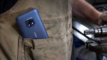 เปิดตัว Nokia XR20 มือถือ 5G สุดแกร่งอัปเกรดนาน 4 ปีและกันกระแทกได้สูง