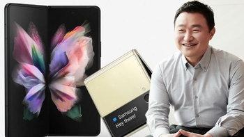 """จับตาก้าวสำคัญ! ซัมซุงชี้ """"ยุคของนวัตกรรมสมาร์ทโฟนรูปแบบใหม่กำลังเริ่มต้นขึ้นแล้ว"""""""