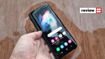 รีวิว Samsung Galaxy Z Fold3 มือถือพับได้กับเทคโนโลยีจัดเต็มจนเรียกว่า มือถือที่สุดแห่งปี