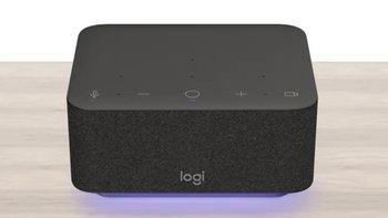 Logitech เผยโฉม Logi Dock อุปกรณ์รวบรวมสายช่วยจัดโต๊ะให้สะอาดเรียบร้อยและช่วยประชุมออนไลน์