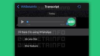 WhatsApp บน iOS เตรียมเพิ่มฟีเจอร์ถอดเสียงข้อความเสียง กดข้ามไปที่ข้อความนั้นได้เลย