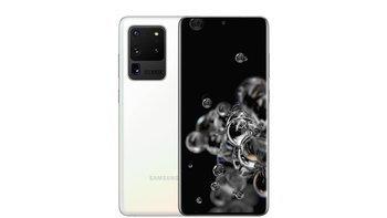Samsung Galaxy S20 UltraสีขาวCloud Whiteจะเริ่มขายในยุโรปเร็วๆนี้