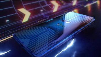 หลุดดีไซน์ของLenovo Legion Gaming Phoneสวยเอาเรื่องนะ