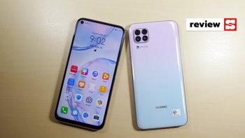 [Review]Huawei Nova 7iมือถือ4กล้องบอดี้สวยงามคุณภาพสูงแต่ราคาจับต้องได้