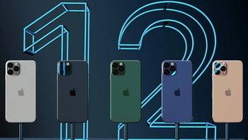 ลือiPhone12อาจจะมี 4 รุ่นพร้อมกับความจุเริ่มต้น128GBและราคาเริ่มต้น21,000บาทมีทอน