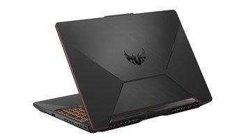 ASUSเผยโฉมASUS TUF Gaming A15Bonfire Black Limited EditionบนขุมพลังAMD Ryzen 4600H